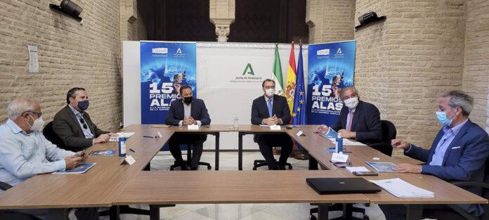 Anuncian las 31 finalistas de los premios 'Alas a la Internacionalización de la Empresa Andaluza'