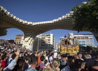 Las procesiones y cultos externos regresan a las calles andaluzas
