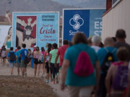 Los peregrinos dispondrán de un desvío alternativo para llega a Dalías