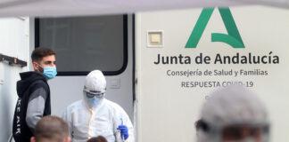 La tendencia a la baja de casos covid en Andalucía se mantiene