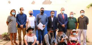 Tabernas vuelve a ser escenario de cine durante el XI Almería Western Film Festival