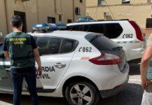 Guardia Civil despliega 200 efectivos en una macroperación contra el narcotráfico