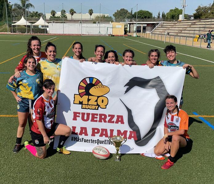 Los chicas de la unión CRAC- Mezquita brillan en la primera jornada de la Copa FAR