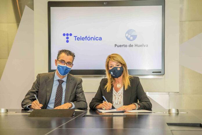 Instalan en Andalucía el primer nodo de innovación Fiware portuario mundial