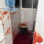 Policías salvan a un joven de morir desangrado tras un accidente doméstico