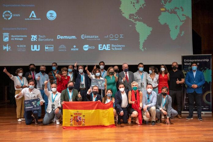 Dos empresas andaluzas, entre las 100 finalistas de la Copa Mundial del Emprendimiento