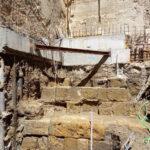 La prensa británica difunde el hallazgo de la muralla romana de Sevilla